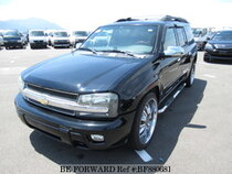 Used 2004 CHEVROLET TRAILBLAZER BF880681 for Sale for Sale