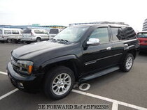 Used 2002 CHEVROLET TRAILBLAZER BF922318 for Sale for Sale