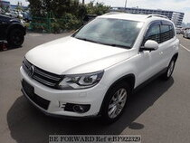 Used 2013 VOLKSWAGEN TIGUAN BF922329 for Sale for Sale