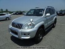 Used 2004 TOYOTA LAND CRUISER PRADO BF923771 for Sale for Sale
