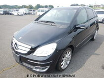 Used 2008 MERCEDES-BENZ B-CLASS BF924881 for Sale for Sale