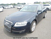 Used 2007 AUDI A6 BF924895 for Sale for Sale