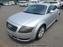 Used 2002 AUDI TT BF924888 for Sale for Sale