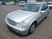 Used 2003 MERCEDES-BENZ C-CLASS BF924891 for Sale for Sale