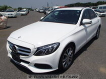 Used 2015 MERCEDES-BENZ C-CLASS BF924868 for Sale for Sale