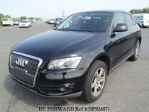 Used 2009 AUDI Q5 BF924871 for Sale for Sale