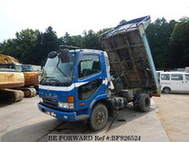 Used 2002 MITSUBISHI FIGHTER BF926524 for Sale for Sale