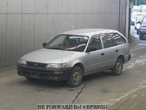 Used 1998 TOYOTA COROLLA VAN BF926551 for Sale for Sale