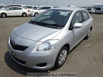 Used 2009 TOYOTA BELTA BF926402 for Sale for Sale