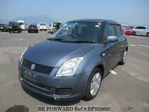 Used 2010 SUZUKI SWIFT BF926665 for Sale for Sale