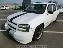 Used 2003 CHEVROLET TRAILBLAZER BF925949 for Sale for Sale