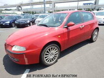 Used 2004 ALFA ROMEO 147 BF927996 for Sale for Sale