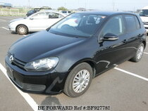Used 2010 VOLKSWAGEN GOLF BF927785 for Sale for Sale