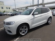 Used 2012 BMW X3 BF928023 for Sale for Sale