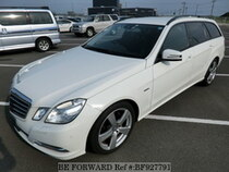Used 2012 MERCEDES-BENZ E-CLASS BF927791 for Sale for Sale