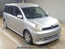 Used 2006 TOYOTA SIENTA BF927570 for Sale for Sale