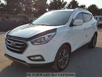 Used 2015 HYUNDAI TUCSON BF933062 for Sale for Sale