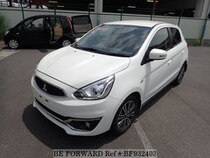 Used 2017 MITSUBISHI MIRAGE BF932403 for Sale for Sale