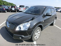 Used 2008 NISSAN DUALIS BF933831 for Sale for Sale