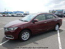 Used 2018 TOYOTA PREMIO BF934596 for Sale for Sale