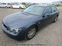 Used 2003 BMW 7 SERIES BF936115 for Sale for Sale