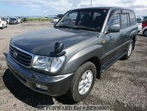 Used 2002 TOYOTA LAND CRUISER BF936007 for Sale for Sale