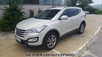 Used 2014 HYUNDAI SANTA FE BF936927 for Sale for Sale