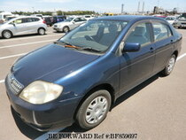 Used 2001 TOYOTA COROLLA SEDAN BF859697 for Sale for Sale