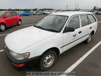 Used 1993 TOYOTA COROLLA VAN BF859704 for Sale for Sale
