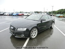Used 2008 AUDI A5 BF859770 for Sale for Sale