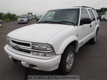 Used 2001 CHEVROLET BLAZER BF859207 for Sale for Sale