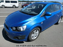 Used 2011 CHEVROLET SONIC BF861304 for Sale for Sale