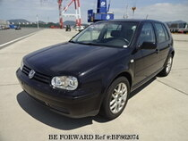 Used 2002 VOLKSWAGEN GOLF BF862074 for Sale for Sale