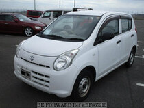 Used 2012 SUZUKI ALTO BF865210 for Sale for Sale
