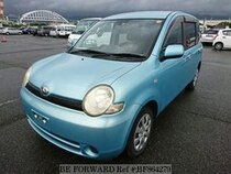 Used 2005 TOYOTA SIENTA BF864279 for Sale for Sale