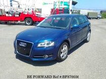 Used 2011 AUDI A3 BF870036 for Sale for Sale