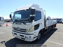 Used 2005 HINO RANGER BF874422 for Sale for Sale