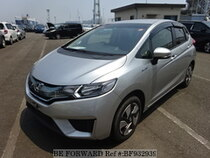 Used 2015 HONDA FIT HYBRID BF932939 for Sale for Sale