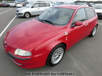 Used 2003 ALFA ROMEO 147 BF934817 for Sale for Sale