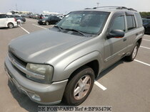 Used 2003 CHEVROLET TRAILBLAZER BF934790 for Sale for Sale