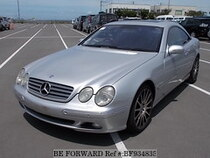 Used 2000 MERCEDES-BENZ CL-CLASS BF934835 for Sale for Sale