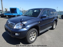 Used 2005 TOYOTA LAND CRUISER PRADO BF936356 for Sale for Sale