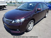 Used 2016 TOYOTA ALLION BF936358 for Sale for Sale