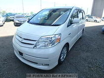 Used 2003 TOYOTA ALPHARD HYBRID BF936172 for Sale for Sale