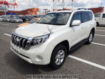Used 2015 TOYOTA LAND CRUISER PRADO BF937767 for Sale for Sale