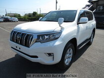 Used 2017 TOYOTA LAND CRUISER PRADO BF937630 for Sale for Sale