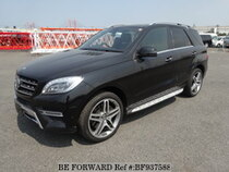 Used 2013 MERCEDES-BENZ M-CLASS BF937588 for Sale for Sale
