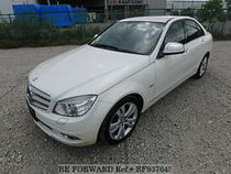 Used 2009 MERCEDES-BENZ C-CLASS BF937645 for Sale for Sale