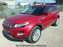 Used 2013 LAND ROVER RANGE ROVER EVOQUE BF937647 for Sale for Sale