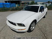Used 2009 FORD MUSTANG BF937648 for Sale for Sale